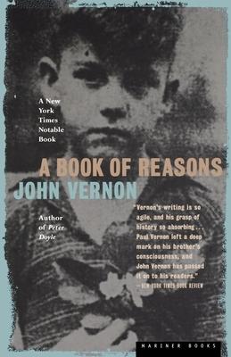 A Book of Reasons - Vernon, John