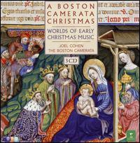 A Boston Camerata Christmas - Anne Azéma (soprano); Anne Azéma (percussion); Anne Azéma (soprano); Boston Camerata; Boston Shawm and Sackbut Ensemble;...