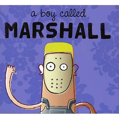 A Boy Called Marshall - Robinson, Peter