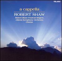 A Cappella - Donna Carter (soprano); Karl Dent (tenor); Atlanta Symphony Orchestra Chorus (choir, chorus);...