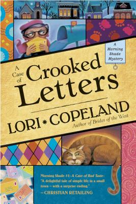 A Case of Crooked Letters - Copeland, Lori