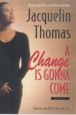 A Change Is Gonna Come - Thomas, Jacquelin