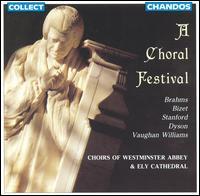 A Choral Festival - Gerald Gifford (organ); Timothy Farrell (organ); Choir of Westminster Abbey (choir, chorus); Ely Cathedral Choir (choir, chorus)