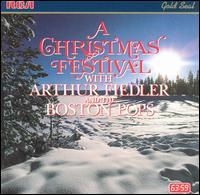 A Christmas Festival [RCA Gold Seal] - Arthur Fiedler