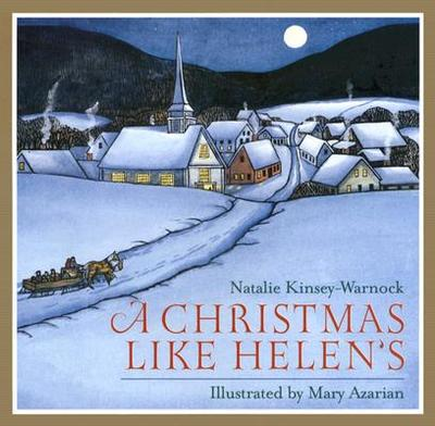 A Christmas Like Helen's - Kinsey-Warnock, Natalie