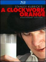A Clockwork Orange [40th Anniversary Edition] [2 Discs] [DigiBook] [Blu-ray/DVD]