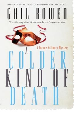A Colder Kind of Death - Bowen, Gail