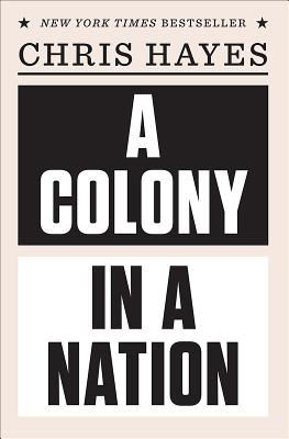 A Colony in a Nation - Hayes, Chris