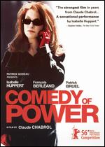 A Comedy of Power - Claude Chabrol