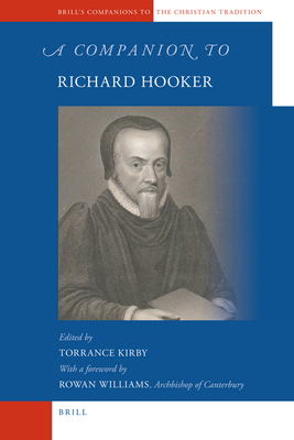 A Companion to Richard Hooker - Kirby, Torrance (Editor)