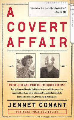 A Covert Affair - Conant, Jennet