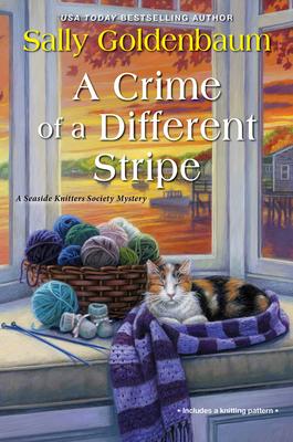 A Crime of a Different Stripe - Goldenbaum, Sally