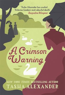 A Crimson Warning - Alexander, Tasha
