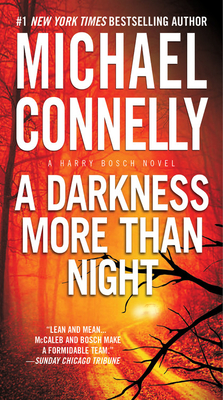 A Darkness More Than Night - Connelly, Michael, and Davidson, Richard, PhD (Read by)