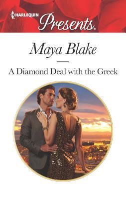 A Diamond Deal with the Greek - Blake, Maya