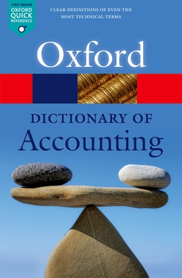 A Dictionary of Accounting - Law, Jonathan (Editor)