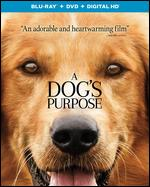 A Dog's Purpose [Includes Digital Copy] [UltraViolet] [Blu-ray/DVD] [2 Discs] - Lasse Hallström