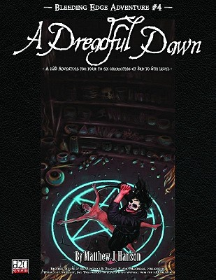 A Dreadful Dawn - Hanson, Matthew J