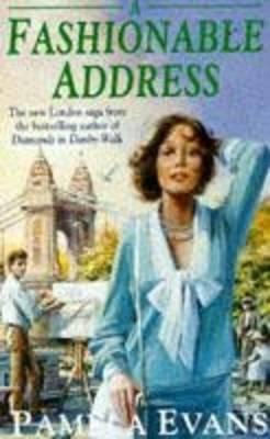 A Fashionable Address - Evans, Pamela