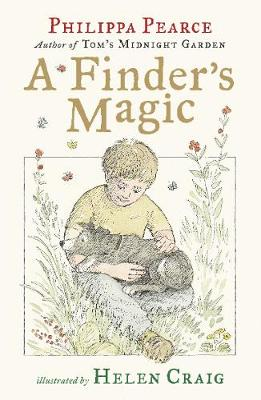 A Finder's Magic - Pearce, Philippa