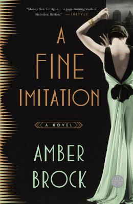 A Fine Imitation, A - Brock, Amber