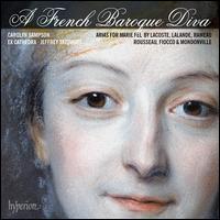 A French Baroque Diva - Carolyn Sampson (soprano); Ex Cathedra Consort; Jeffrey Skidmore (conductor)