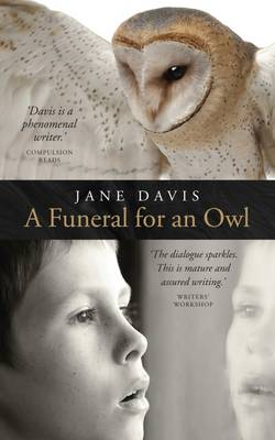 A Funeral for an Owl - Davis, Jane, and Candy, Andrew (Cover design by)