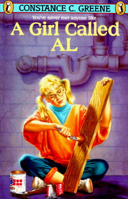 A Girl Called Al - Greene, Constance C