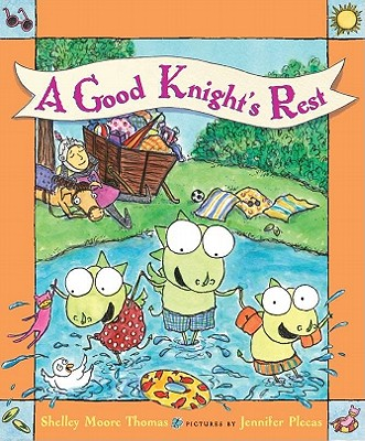 A Good Knight's Rest - Thomas, Shelley Moore