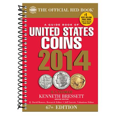 A Guide Book of U.S. Coins - Yeoman, R S, and Bressett, Kenneth (Editor)