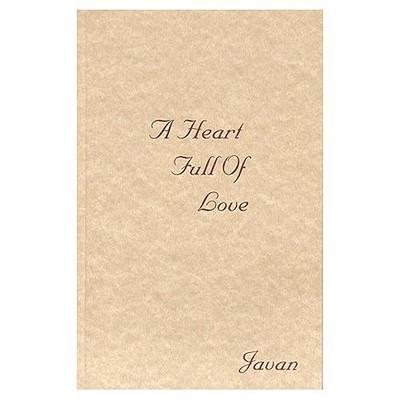 A Heart Full of Love - Javan