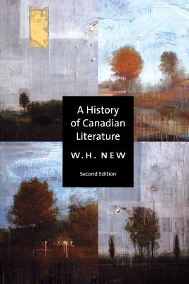 A History of Canadian Literature - New