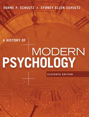A History of Modern Psychology - Schultz, Duane P