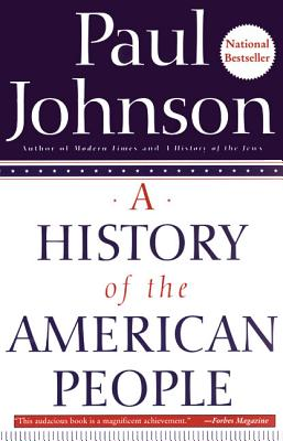 A History of the American People - Johnson, Paul