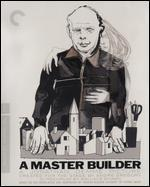 A Master Builder [Criterion Collection] [2 Discs] [Blu-ray]
