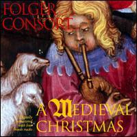 A Medieval Christmas [Bonus Tracks] - Folger Consort