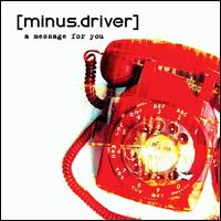 A  Message for You - Minus Driver