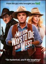 A Million Ways to Die in the West - Seth MacFarlane