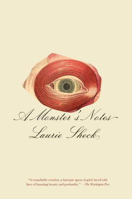 A Monster's Notes - Sheck, Laurie
