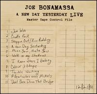 A New Day Yesterday: Live - Joe Bonamassa