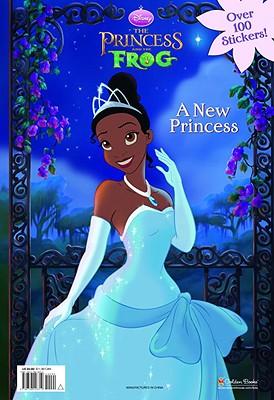 A New Princess (Disney Princess and the Frog) - Random House Disney (Illustrator)