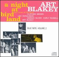 A Night at Birdland, Vol. 2 - Art Blakey