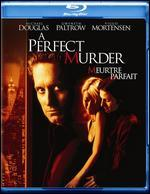 A Perfect Murder [Bilingual] [Blu-ray]