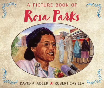A Picture Book of Rosa Parks - Adler, David A