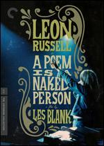 A Poem Is a Naked Person [Criterion Collection]