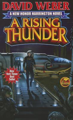 A Rising Thunder - Weber, David