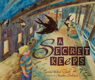 A Secret Keeps - Chall, Marsha Wilson