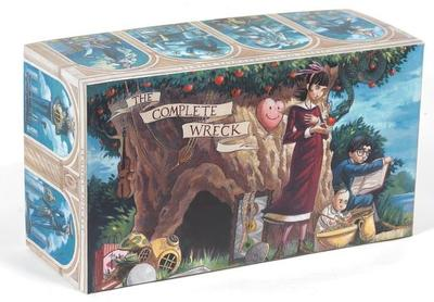 A Series of Unfortunate Events Box: The Complete Wreck (Books 1-13) - Snicket, Lemony