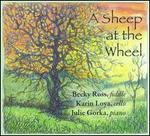 A Sheep At the Wheel