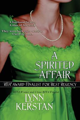 A Spirited Affair - Kerstan, Lynn